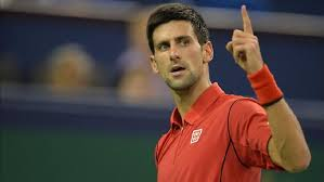 "Clase magistral de ""coaching"" de Novak Djokovic"